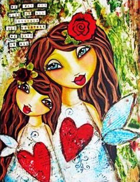 Abuela y nieta 2
