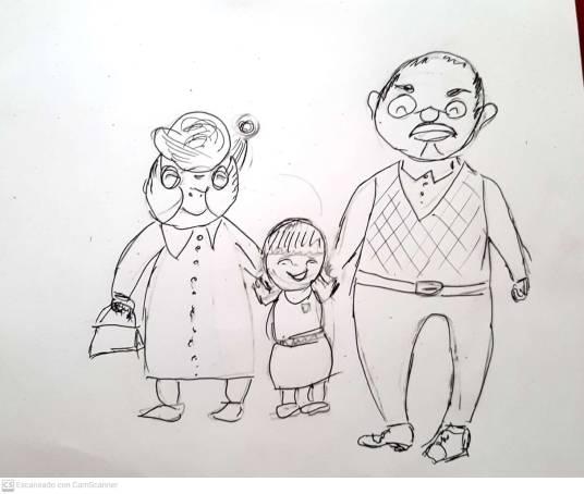 Cantando con mis abuelos