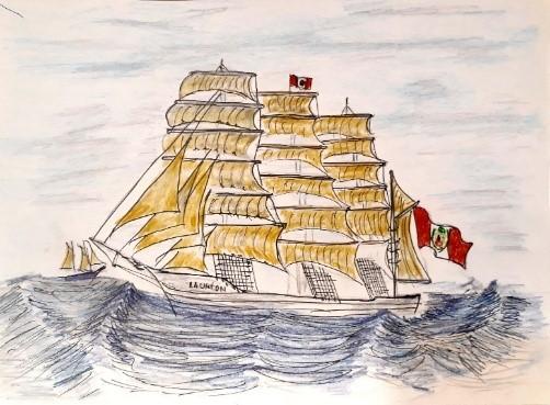 nave del honor