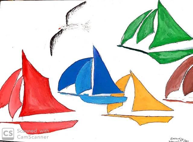 regatas colores primarios