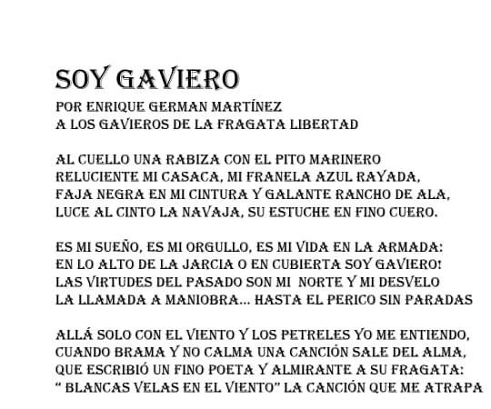 Soy Gaviero