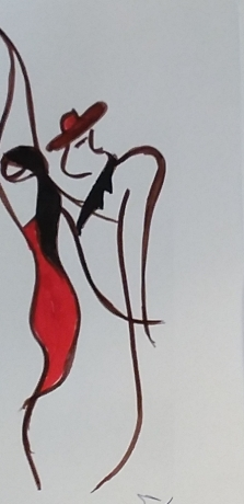 Tango sin mas